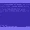 Attack The Space (C64)