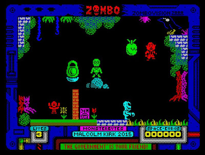 Zombo (ZX-Spectrum)
